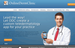 onlinedermclinic.com
