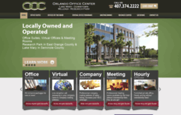 orlandoofficecenter.com