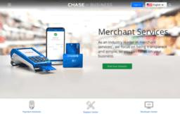 Paymentech com website  Merchant Services   Chase com