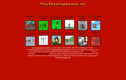 playshootinggames.net