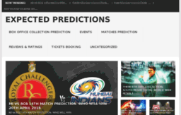 predictionz.in