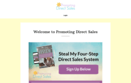 promotingdirectsales.com