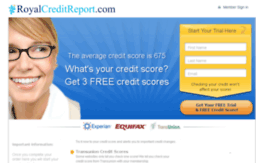 royalcreditreport.com