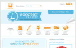 scootertraffic.com