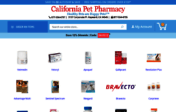 search.californiapetpharmacy.com