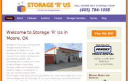 Exceptional Self Storage In Moore Oklahoma.com
