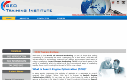 seotraininginstitute.net.in