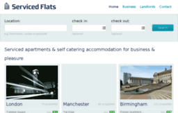 servicedflats.co.uk
