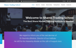 sharestradingschool.com