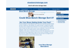 shoebenchstorage.com