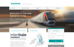 siemens.intertrain.biz