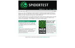 spidertest.com