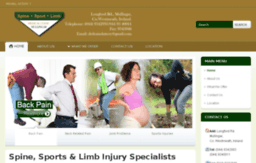 spinesportlimbmedical.ie