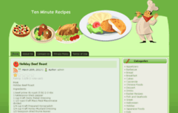 tenminuterecipes.net