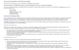 privacy policy template australia at websites milonic