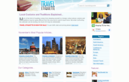 traveletiquette.co.uk