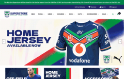warriorsstore.co.nz