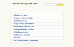 why-is-the-sky-blue.com