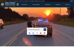 yorkcountysheriff.com