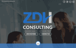 zdhconsulting.com