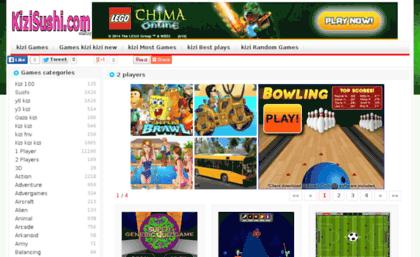 2 Players Kizisushi Com Website Kizi 2 Players Kizi 100 Kizi 20