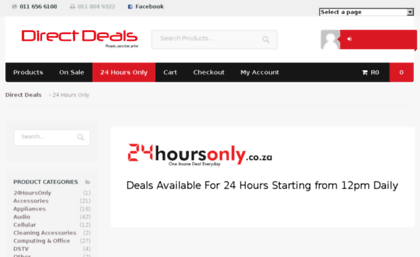 24hoursonly.co.za