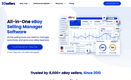 3dsellers com website  EBay Selling Manager | Tools & Solutions for