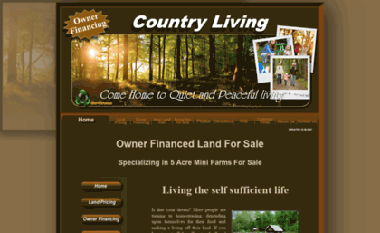 5land com website  Owner Financed Land For Sale - $495 Down - 3 and