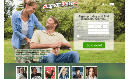 free amputee dating sites