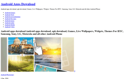 Android-apps-download com website  Android Apps Download