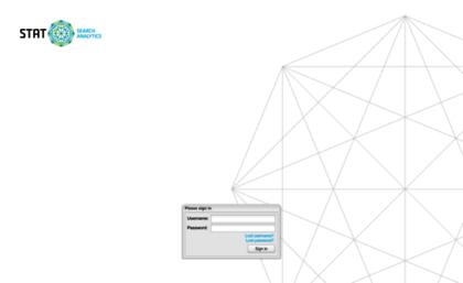 App4 getstat com website  STAT - Search Tracking & Analytics Tools