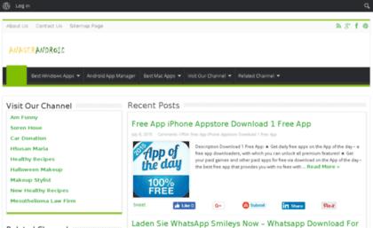 Appmanagerandroid com website