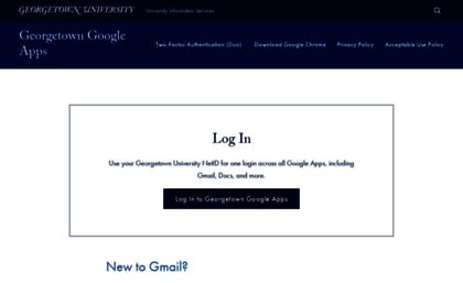 Apps Georgetown Edu >> Apps Georgetown Edu Website Georgetown Google Apps