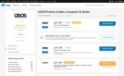 Asos Bluepromocode Com Website Asos Discount Codes 25 Off In November 20 Save 100