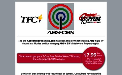 Astigvideos com website  ABS-CBN Corporation, et al  v  ABSCBN