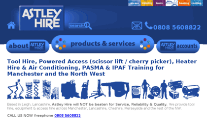 astleyhire.co.uk