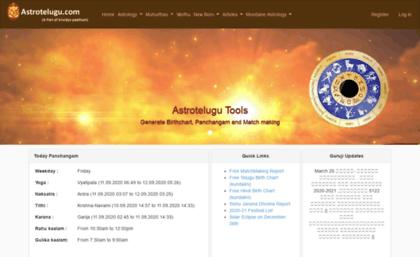 match making astrology in telugu