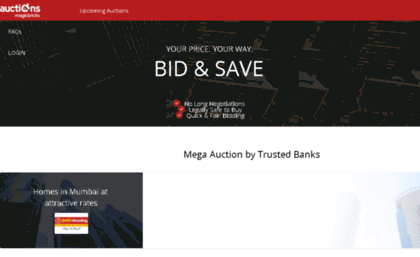 Auctions magicbricks com website  Property for Auction in Delhi/NCR