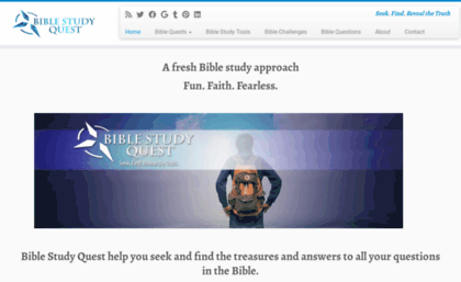 biblestudyquest.com