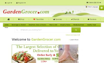 bloggardengrocercom - Garden Grocer