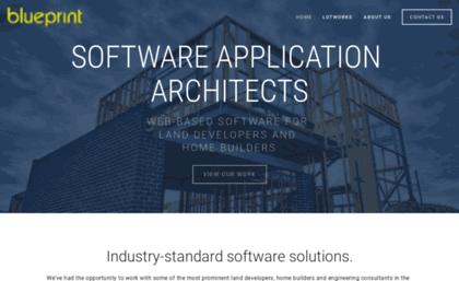 Blueprintcorp website blueprint software application blueprintcorp malvernweather Choice Image