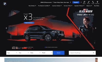 Bronx Car Dealers >> Bmwofmamaroneck Com Website New Used Bmw Car Dealer