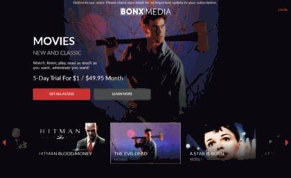 Bonxmedia Com