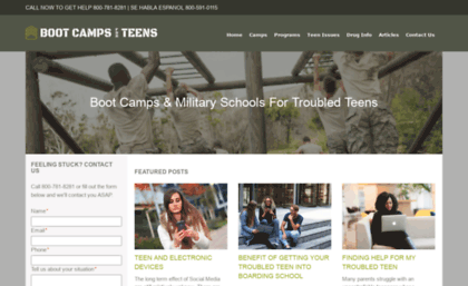 the origin and growing popularity of the juvenile boot camp Commentary and archival information about youth boot camps from the new york times a growing field of independent to decide that the juvenile boot-camp.