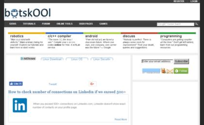 Botskool co in website  BOtskOOl