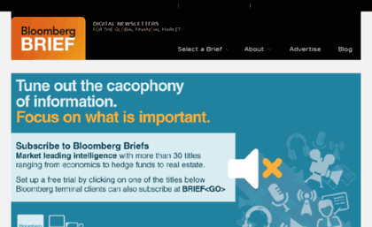 Briefs blpprofessional com website  Bloomberg - Are you a