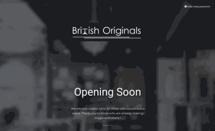 britishoriginals.co.uk