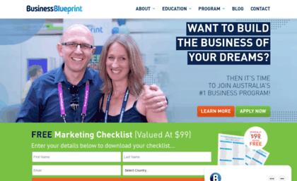 Businessblueprint website australias 1 business program businessblueprint malvernweather Images