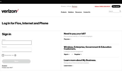 Businessforums verizon net website  Verizon My Business