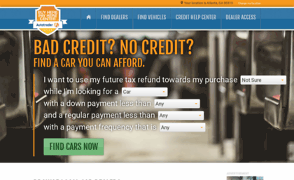 Local Buy Here Pay Here >> Buyherepayhere Autotrader Com Website Autotrader Buy Here